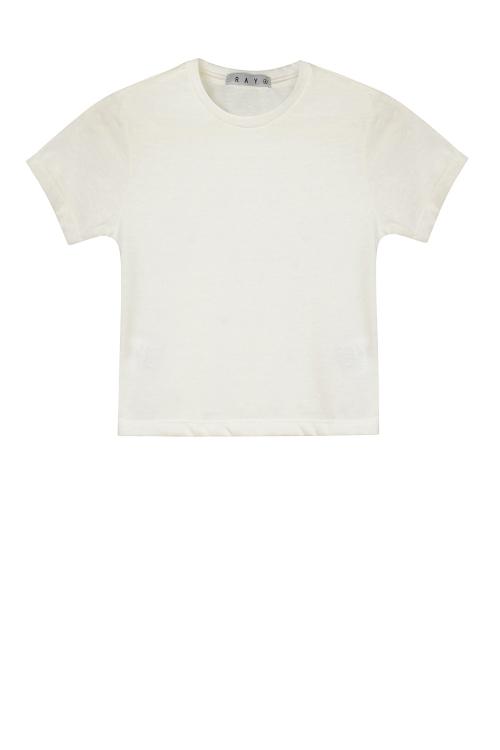 Camiseta cropped KIDS